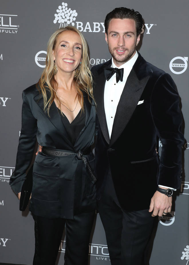 Aaron Taylor-Johnson and Sam Taylor-Johnson have been facing divorce rumours.