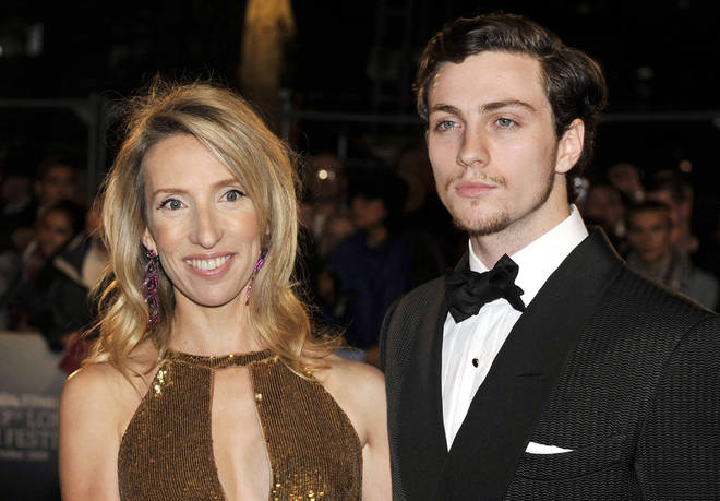 Aaron Taylor-Johnson and Sam Taylor-Johnson got engaged in 2009.