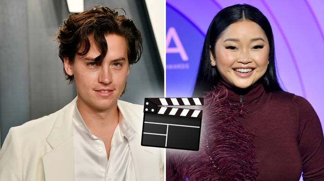 Lana Condor and Cole Sprouse are starring in a sci-fi rom-com together