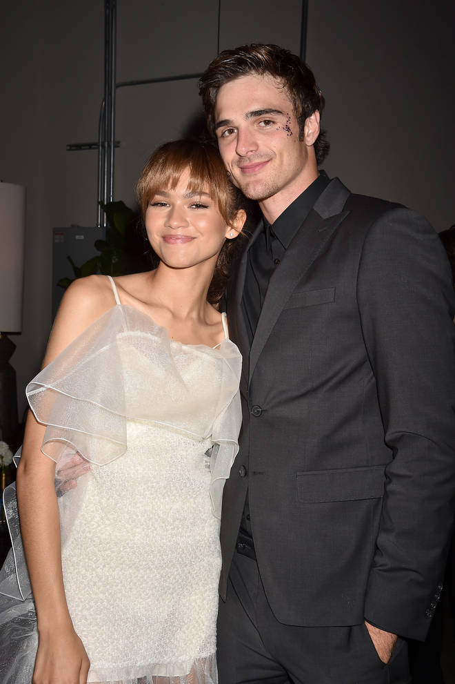 Jacob Elordi was rumoured to have previously dated his Euphoria co-star, Zendaya.