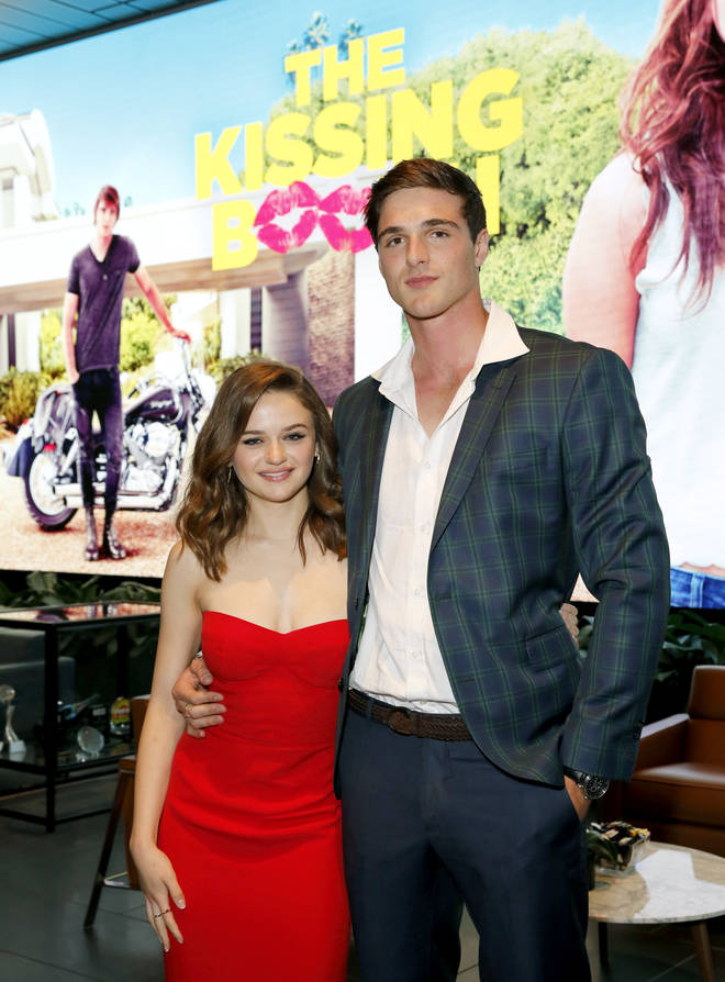 The Kissing Booth's Jacob Elordi and Joey King dated in 2017.
