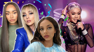 Little Mix have released their new single 'Confetti' featuring Saweetie.