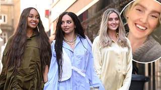 Perrie Edwards shared Little Mix's dream collaborations