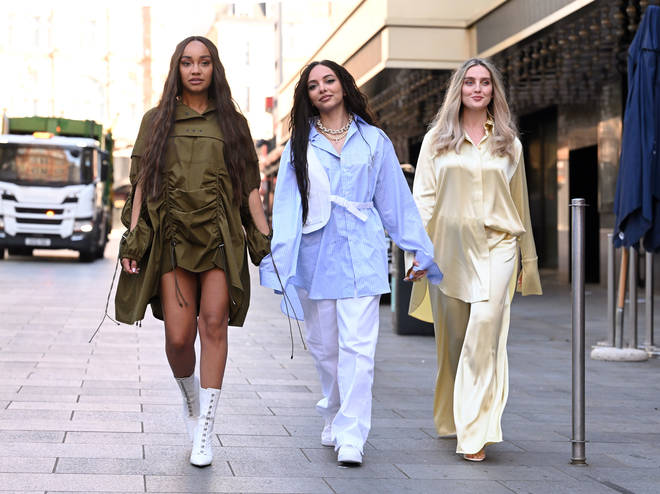 Little Mix joined Capital Breakfast on 30 April
