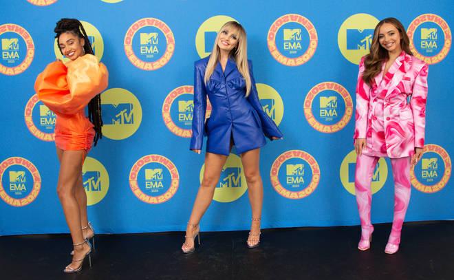Little Mix have begun their new era as a trio.