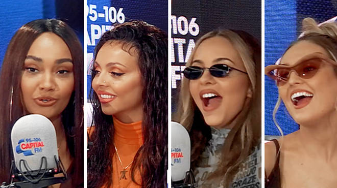 Little Mix are coming to the Jingle Bell Ball!