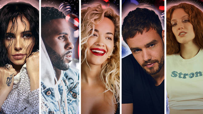 Capital's Jingle Bel Ball line-up is looking HUGE!