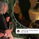 Kourtney Kardashian and Travis Barker's fans resurfaced the old video.