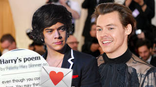 Harry Styles fans have been getting emotional all over again after the poem he wrote for his first love resurfaced.