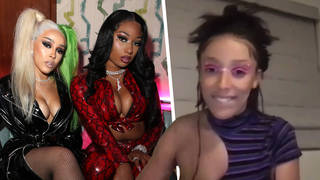 Doja Cat seemingly confirmed a collaboration with Megan Thee Stallion