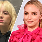Billie Eilish freaked out when Jodie Comer appeared on screen to ask her a question