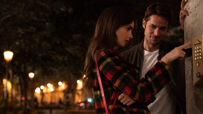 Lucas Bravo is returning to Emily in Paris as Gabriel