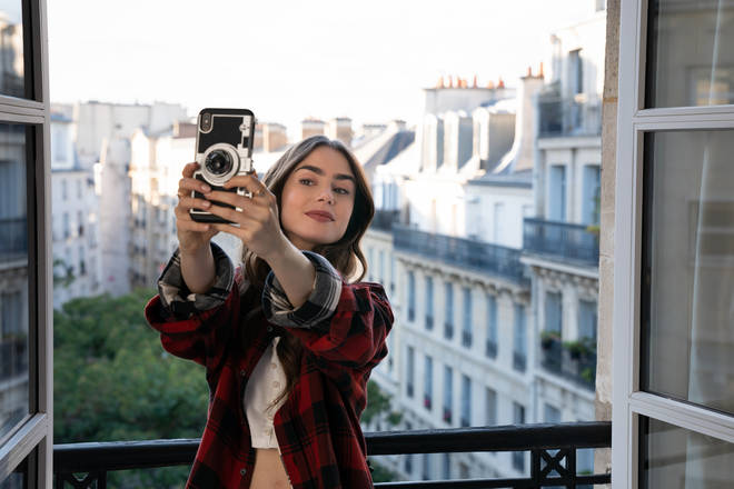 Season 2 of Emily in Paris is under production