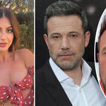 Ben Affleck went viral after sending a video to a woman on a dating app