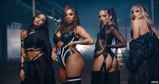 The 'Sweet Melody' music video was 'breaking point' for Jesy Nelson