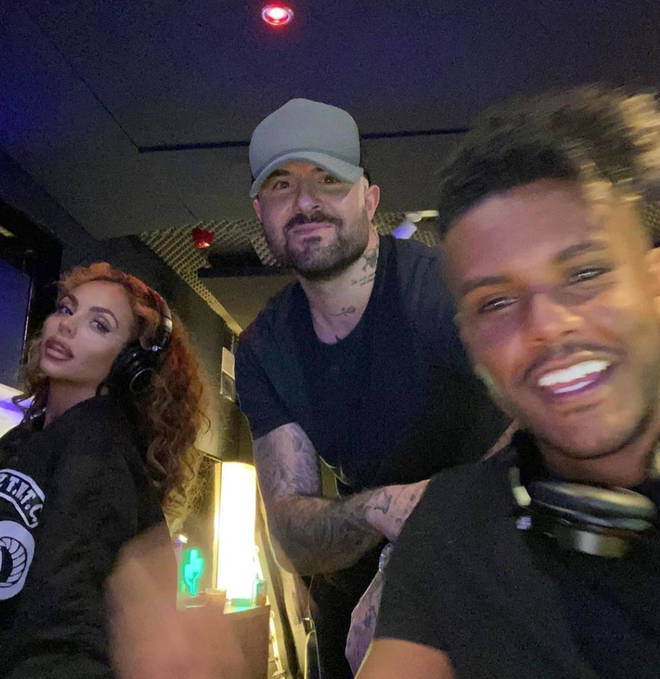 Jesy Nelson has been busy recording new solo music.