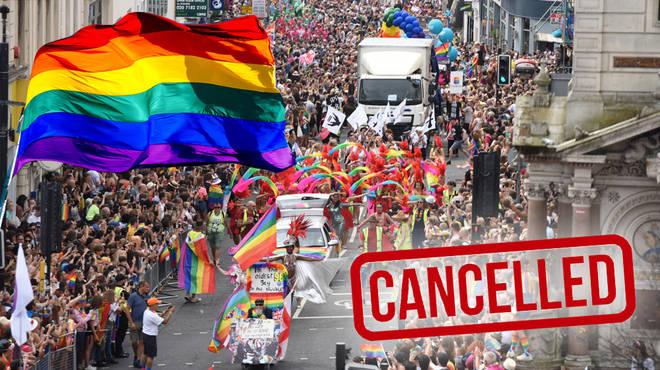 Brighton Pride 2021 has been cancelled