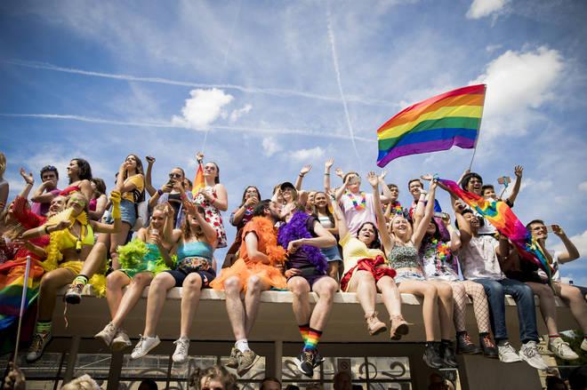 Brighton Pride is one of Europe's biggest Pride celebrations