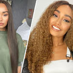 Leigh-Anne Pinnock is pregnant with her first baby