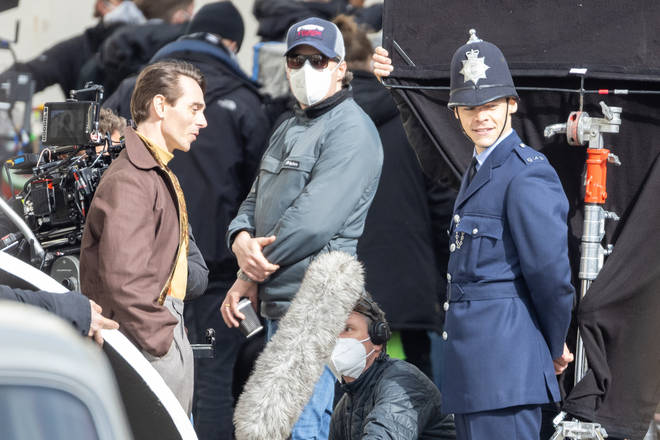 Harry Styles is filming his second film of the year with 'My Policeman'