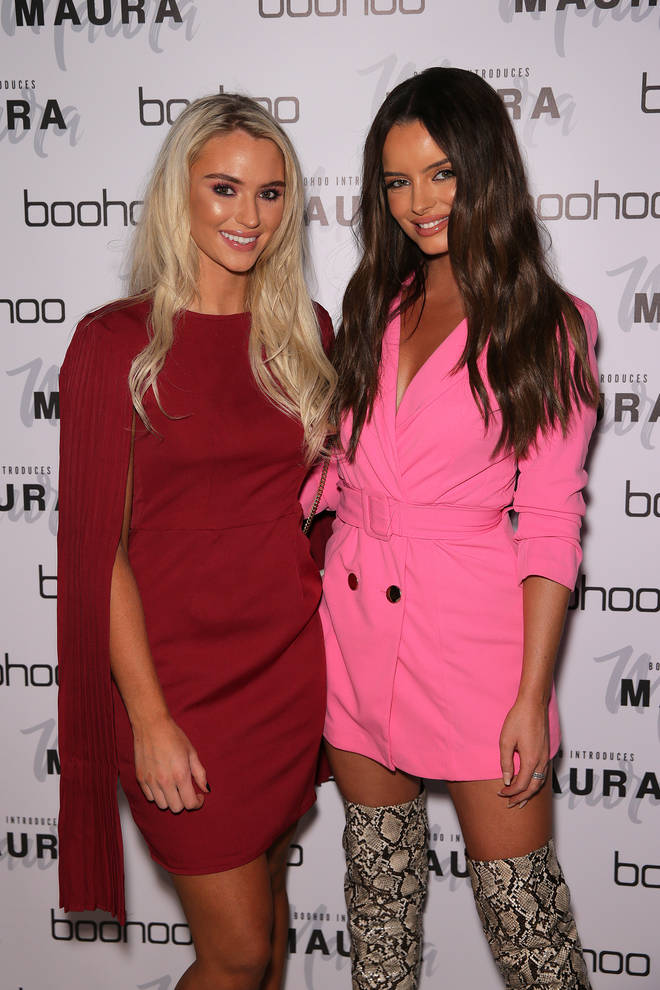 Maura Higgins and Lucie Donlan have been good friends since Love Island 2019
