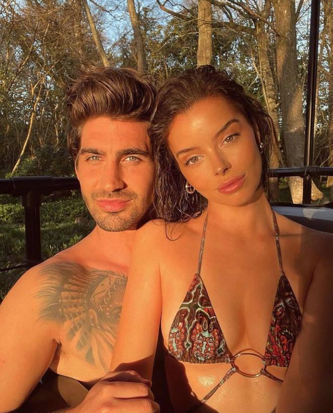 Maura Higgins and Chris Taylor split after six months together