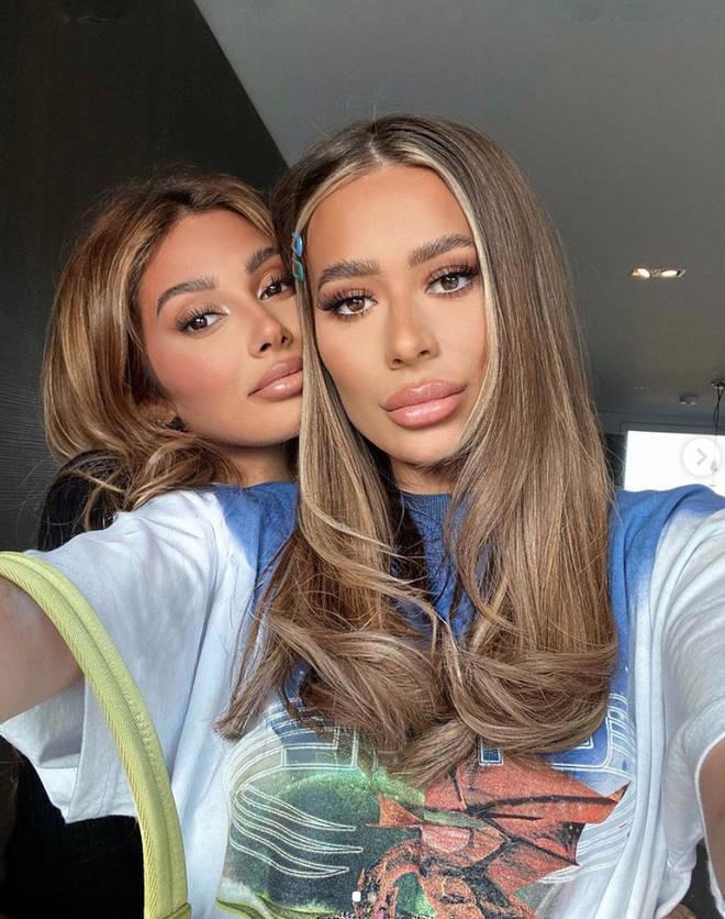 Francesca Farago and Demi Sims split after four months together.
