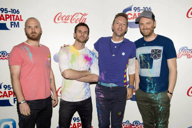 Coldplay have dropped their new song 'Higher Power'.