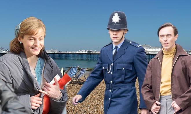 My Policeman is being filmed in Brighton