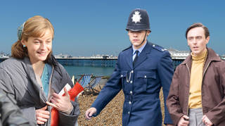 My Policeman is being filmed in Brighton