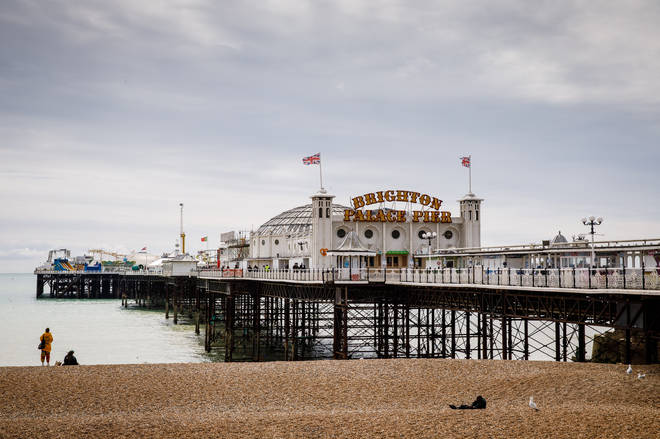 Brighton & Hove are the main locations for My Policeman filming