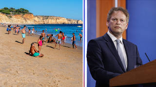 Grant Shapps announced countries on the 'green list' for foreign travel