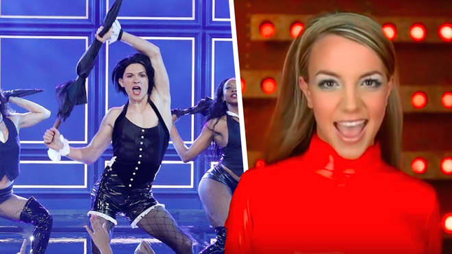 Tom Holland's back-up dance for Lip Sync Battle would have featured Britney Spears