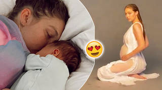 Gigi Hadid has marked her first Mother's Day with her and Zayn Malik's daughter, baby Khai.