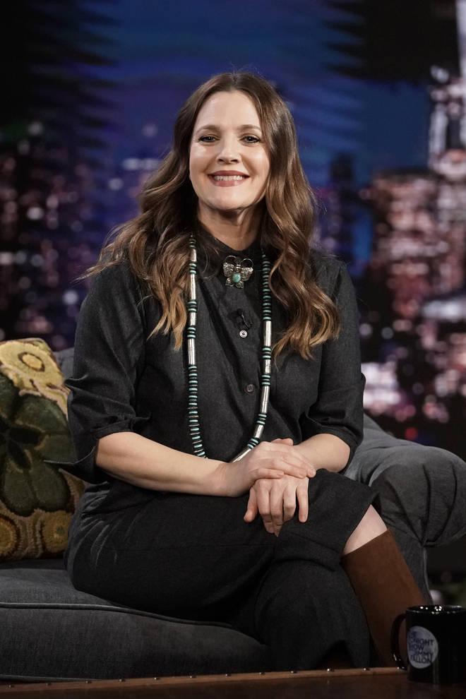 Drew Barrymore said she had a bad experience with Raya