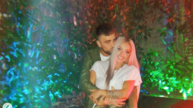 Jesy Nelson and Harry James had been together for 16 months.