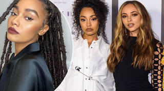 Leigh-Anne Pinnock says she's 'lucky' to have the Little Mix girls.