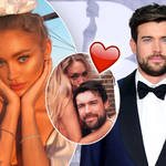 Comedian Jack Whitehall is dating model Roxy Horner.
