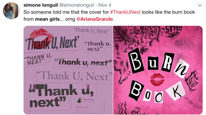 Ariana Grande released 'thank u, next' out of nowhere recently
