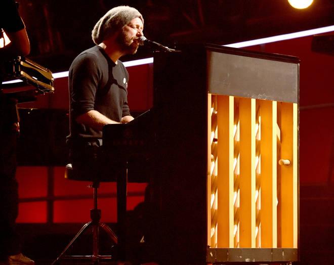 Chris Martin is Coldplay's frontman