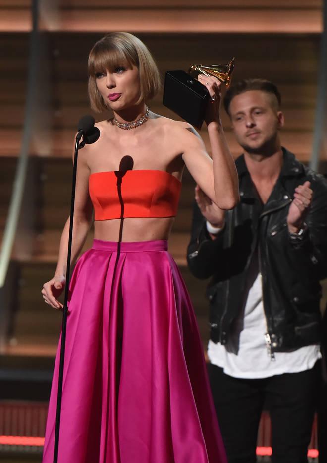 Crop tops defined Taylor Swift's 1989 era