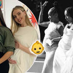 Little Mix's Leigh-Anne Pinnock and Perrie Edwards are sharing their pregnancy journeys together.