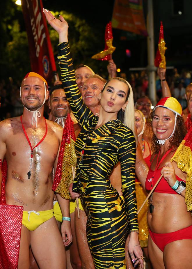 Sydney Celebrates 42nd Annual Sydney Gay & Lesbian Mardi Gras Parade