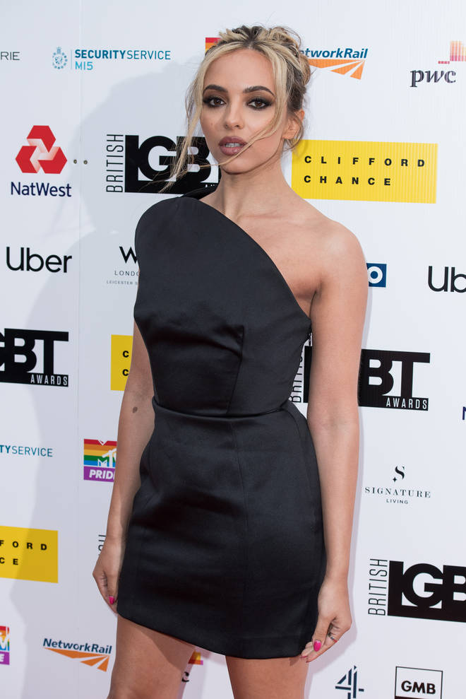 Jade Thirlwall attending the British LGBT Awards 2019