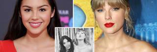 Olivia Rodrigo and Taylor Swift are each other's biggest fans