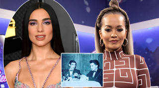Dua Lipa and Rita Ora's families have known each other since the 1960s.