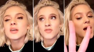Zara Larsson asks fans to stop beefing amongst themselves in Instagram plea