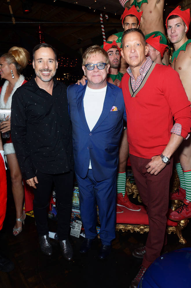 Sir Elton John has been a champion for more LGBTQ+ rights