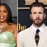 Lizzo and Chris Evans bonded after she drunkenly messaged him