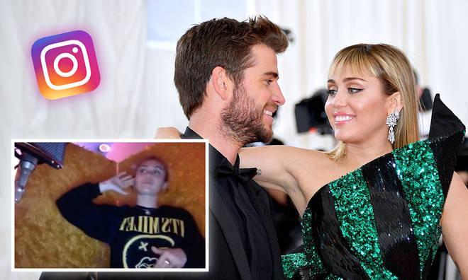 Miley Cyrus wrote 'Malibu' about Liam Hemsworth